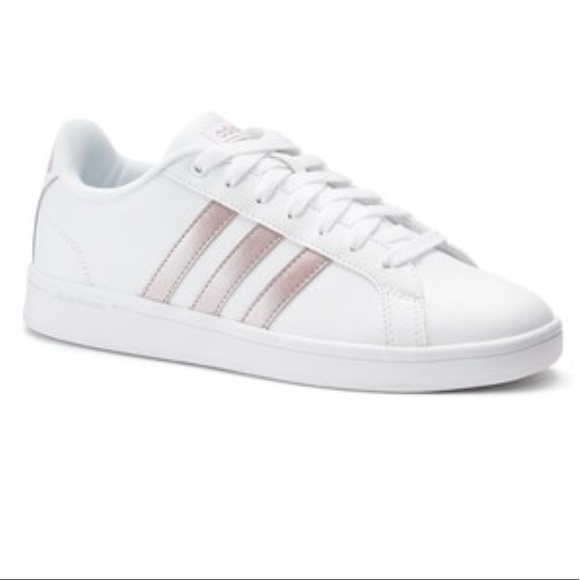 adidas cloudfoam rose gull